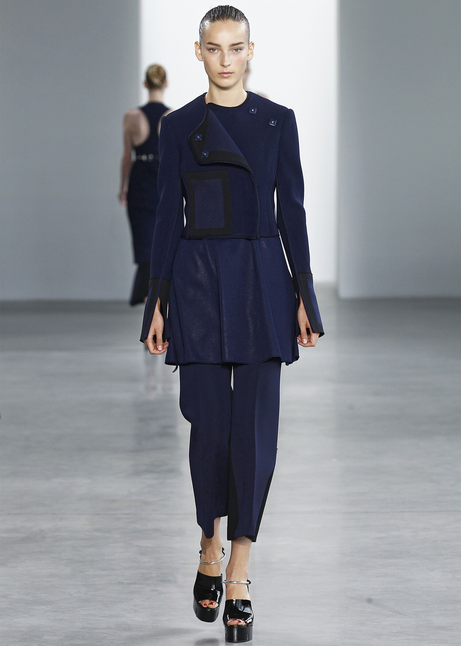 Spring-2015-Woman-Fashion-Show-Calvin-Klein-Collection