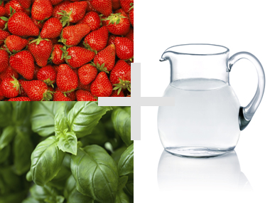 strawberry-basil