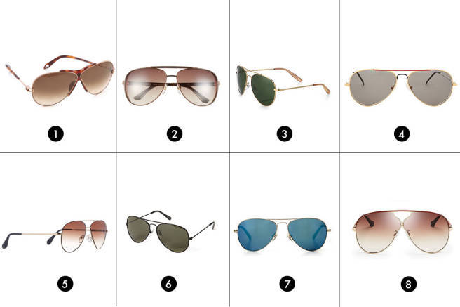 sunglasses 2015 - aviators