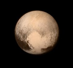 Photo of the Day: First photo of planet Pluto, by NASA
