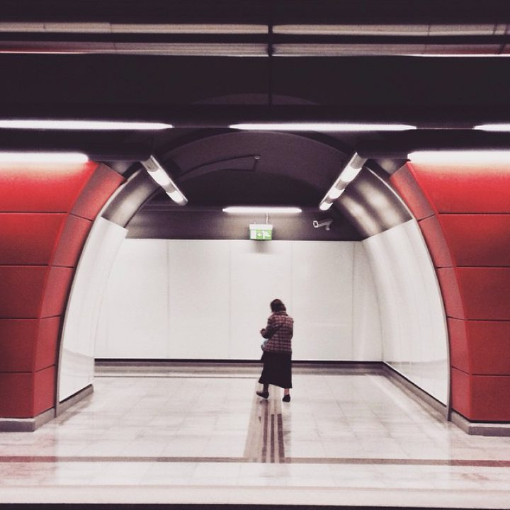 Photo of the Day: Metro station – by allou_giallou