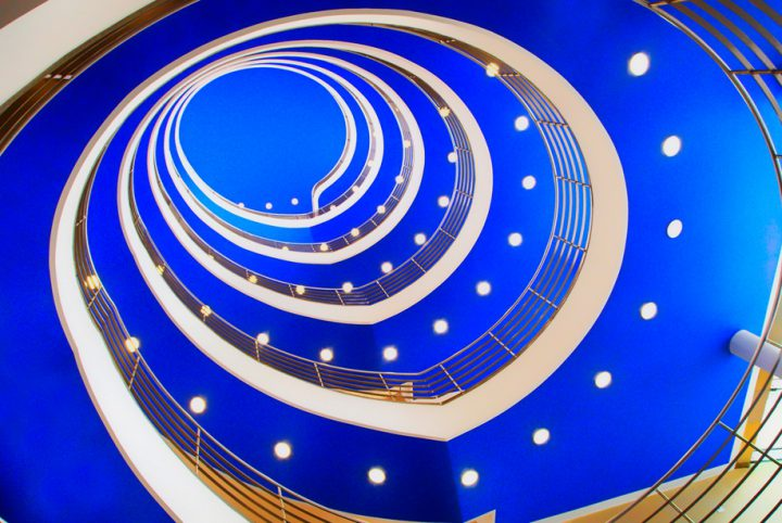 Photo of the Day: Swirl into the Blue, by Romina Kutlesa