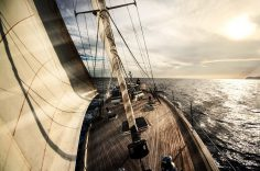 Photo of the Day: Sailing, by Gianmaria Veronese